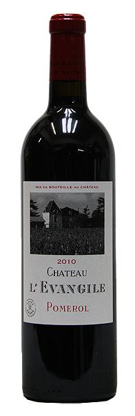 シャトー・レヴァンジル[2010](赤ワイン)[750ml][フランス][ボルドー][ポムロル][フルボディ][辛口]