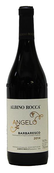 【アルビーノ・ロッカ】バルバレスコ・アンジェロ[2014](赤ワイン)[750ml][イタリア][ピエモンテ][フルボディ]