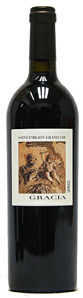 シャトー・グラシア[2011](赤ワイン)[750ml][フランス][ボルドー][サン・テミリオン][フルボディ][辛口]