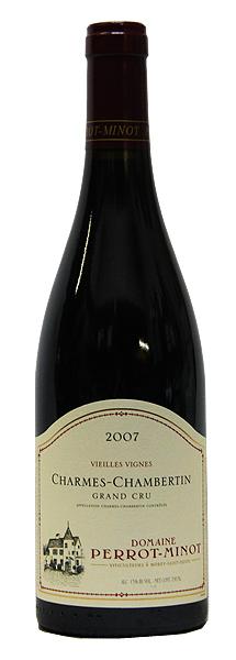 【ペロ・ミノ】シャルム・シャンベルタン・VV[2007](赤ワイン)[750ml][フランス][ブルゴーニュ][特級畑][辛口]