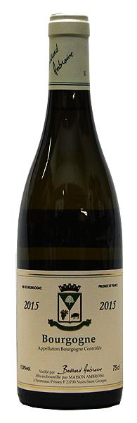 ベルトラン アンブロワーズ ブルゴーニュ ブラン 2015 750ml 白ワイン フランス 保証 お得セット 辛口