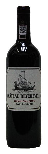 シャトー・ベイシュヴェル[2016](赤ワイン)[750ml][フランス][ボルドー][サン・ジュリアン][第4級][フルボディ][辛口]