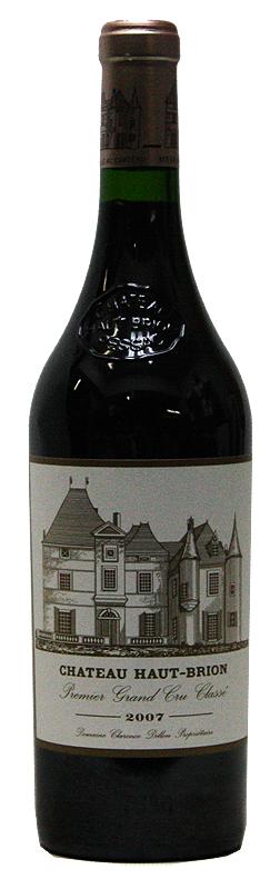 シャトー・オー・ブリオン[2007](赤ワイン)[750ml][フランス][ボルドー][グラーヴ][フルボディ][辛口]