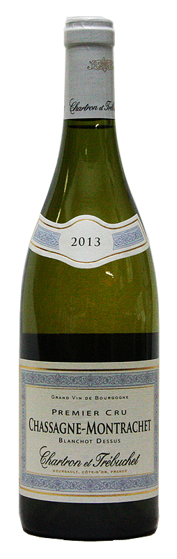 シャルトロン エ トレビュシェ シャサーニュ モンラッシェ 1er ブランショ 750ml 白ワイン 2013 超歓迎された 激安超特価 ブルゴーニュ ドゥシュ 一級畑