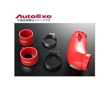 オートエクゼ AutoExe インテークサクションキットRX-8 SE3P「FRP製 レッドゲルコート仕上げ」