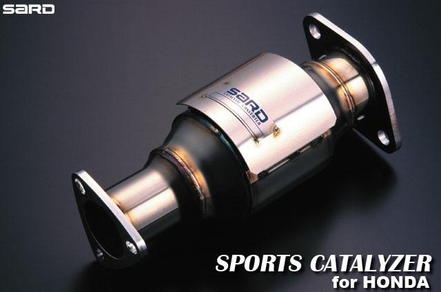 サード 【SARD】 スポーツキャタライザーシビック TYPE-R GF-EK9 B16B 5MT 98.09~00.09