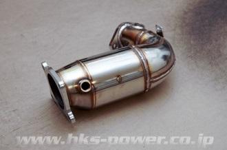 HKS 【エッチケーエス】 METAL CATALYZER 「メタルキャタライザー」レヴォーグ VMG FA20(TURBO) 14/06-WRX S4 VAG FA20(TURBO) 14/08-