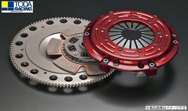TODA RACING 【トダレーシング】 ハイパワーシングルクラッチメタルディスク付KIT(バランス調整済)S2000 AP1・AP2 F20C/F22C