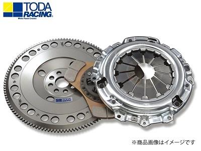 TODA RACING 【トダレーシング】 超軽量クロモリフライホイール&クラッチKIT(メタルディスク)シビック EG2/6/9,EK4/9,インテグラ DC2/DB8 B16A/B16B/B18C