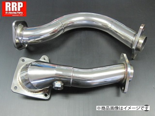 R's Racing Parts 【アールズ】スーパーフロント パイプキット for ZC32Sスイフトスポーツ ZC32S