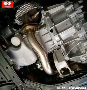 アールズ 【R's】 RRP レーシングフロントパイプZC33S スイフトスポーツ MT&AT車両