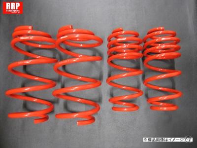 ZC33S R's Racing Parts 【アールズ】RRP ミドルダウンサスペンションスプリングスイフトスポーツ ZC33S