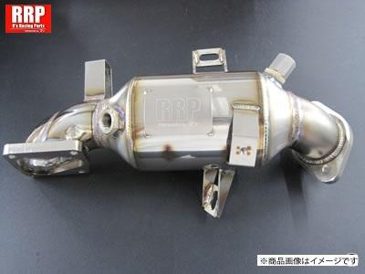 アールズ R's RRP タービンアウトレット キャタライザー for ZC33Sスイフトスポーツ ZC33S 6MT ※注)17.09~