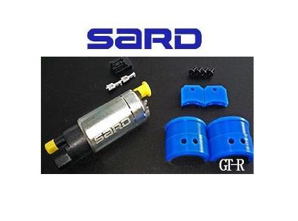 SARD【サード】 フューエルポンプキットスカイラインGT-R BCNR33/BNR34 RB26DETT 吐出量:265L/h33/34GT-R FUEL PUMP 265L KIT