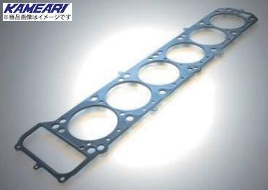 亀有 エンジンワークスメタルヘッドガスケット ビードタイプ型式:18RG ボア径:φ92 厚み:3.0mm