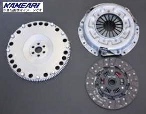 亀有 エンジンワークス 大径 クラッチキットL6 クロモリ軽量フライホイール +240φ 大径クラッチ タイプBキット
