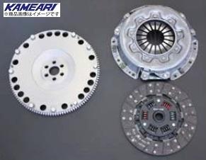 亀有 エンジンワークス 大径 クラッチキットL6 クロモリ軽量フライホイール +240φ 大径クラッチ タイプAキット