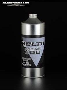 DELTA Racing 【デルタ・レーシング(プレミアムジャパン)】1100 Competition model エンジンオイル15W-50 100%エステルベース 100%化学合成油 1L缶x4 (4L)