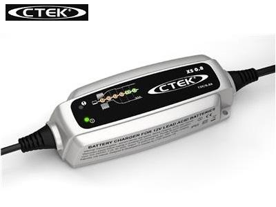 CTEK シーテック バッテリー チャージャー メンテナー XS 0.8 JP (JS800 後継モデル)