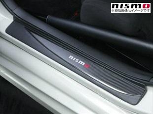 nismo 【ニスモ】 キッキングプレートフェアレディZ(Z34) 全車