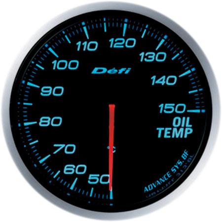 デフィ(Defi) アドバンスBFメーター60φブルーモデル 油温計
