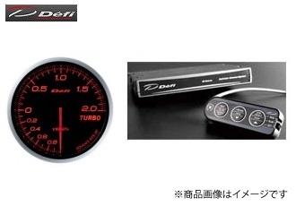 デフィ(Defi) アドバンスコントロールユニットセットアドバンスBF ターボ 200kPaモデル(アンバーレッド)+アドバンスコントロールユニット セット