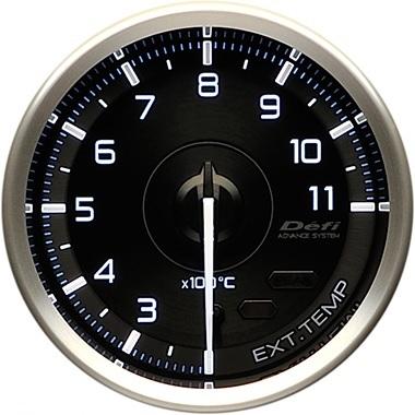デフィ(Defi) アドバンス A1 メーター60φ 排気温度計 200~1100℃