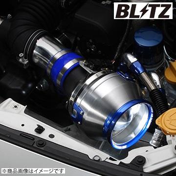 ブリッツ 【BLITZ】 アドバンスパワーエアクリーナーステップワゴン RP1,RP2,RP3,RP4 L15B(ターボ) 15.04-