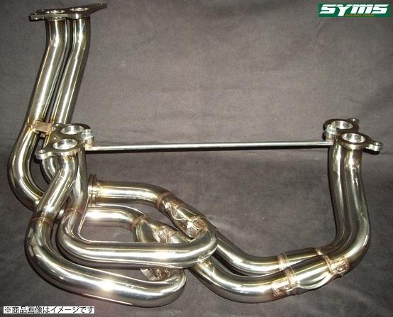 SYMS 【シムス】 EXマニホールドインプレッサWRX STI GRB ターボ車