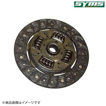SYMS 【シムス】 クラッチディスクSFD 01(Metal Fiber Disc)TOYOTA 86 ZC6 / SUBARU BRZ ZN6 2013/3~(A型~)