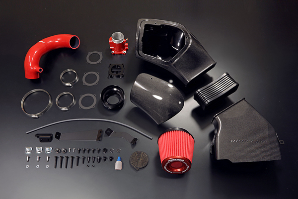 モンスタースポーツ PFX400インテークキットスイフトスポーツ ZC33S 17.09~