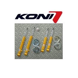 KONI 【コニ】 SPORT ショックアブソーバー 1台分ロードスター NA6C、NA8C 1989年9月~1997年12月