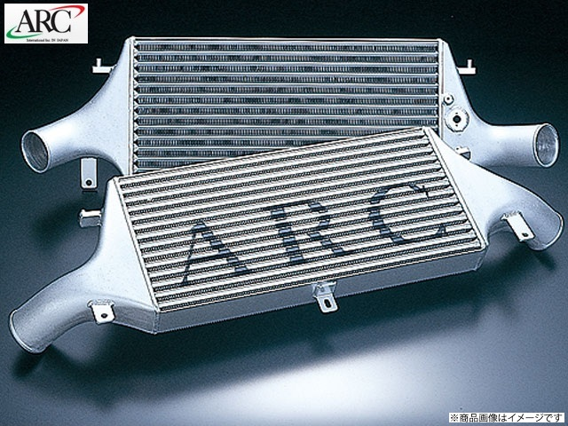 ARC arc エーアールシー インタークーラー 冷却 SEAL限定商品 インタークーラースカイラインGT-R BNR32 コアタイプ:M073 RB26DETT純正交換タイプ 無料