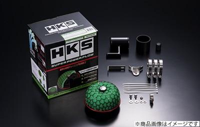 HKS スーパーパワーフローリローデッドフィット LA-, UA-, CBA-, DBA- GD3, GD4 L15A 02/06-07/09