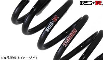 RS-R 【アールエスアール】 Ti2000 ダウンサスエスティマ X ACR55W 4WD 18/1~