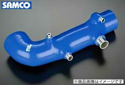 サムコ インダクションホースキット カラー:ブルー (専用ホースバンド付)インプレッサ GRB/GVB EJ20WRX STI VAB EJ20
