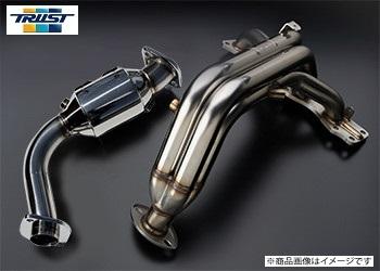 TRUST 【トラスト】 GReddyスポーツキャタライザー「EXマニ+フロントパイプ」スイフトスポーツ CBA-ZC32S [MT、CVT対応]M16A 11.12-