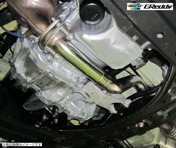 TRUST トラスト GReedy フロントパイプスイフトスポーツ ZC33S K14C 17.09~