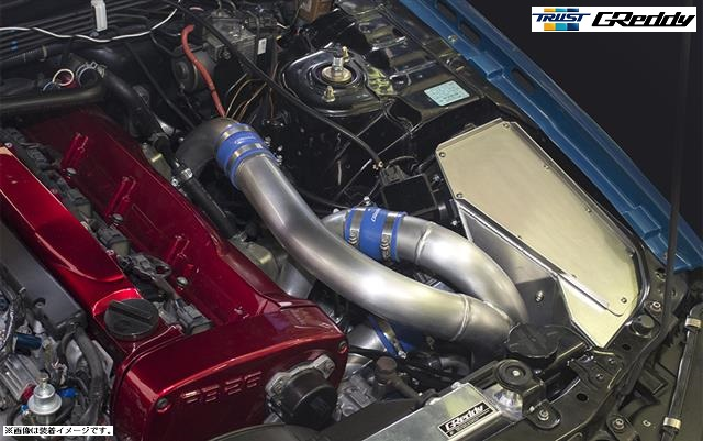 TRUST トラスト GReddy レーシングエアインテークキットスカイラインGT-R BCNR33 RB26DETT 95.1~99.1