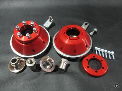 ZC33S R's Racing Parts 【アールズ】RRP レーシングピロアッパーII for ZC33Sスイフトスポーツ ZC33S