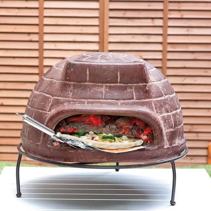 ◎◎メキシコ製ピザ窯チムニーMCH060武田コーポレーション  ピザ釜自家用石窯ライフ屋外用暖炉・ストーブ