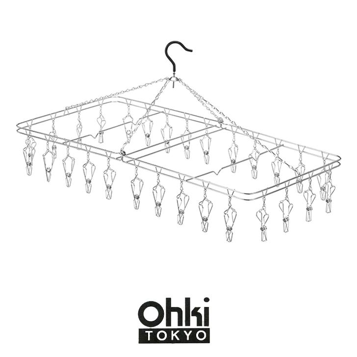 OHKI 大木製作所 ステンレスハンガー LL