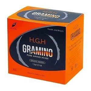 グラントイーワンズ H.G.H グラミノ 送料無料 13g×40包×2箱