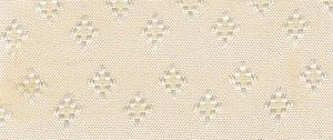 小花柄 柄裏地 激安特価品 #7942-58 《3mまでメール便OK》ダイヤ柄 菱形 販売 色:グレーがかったピンク 玉虫織 ポリエステル100%