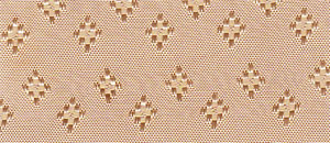 小花柄 柄裏地 ランキング総合1位 #7942-58 《3mまでメール便OK》ダイヤ柄 色:グレーがかったピンク ファッション通販 菱形 ポリエステル100% 玉虫織