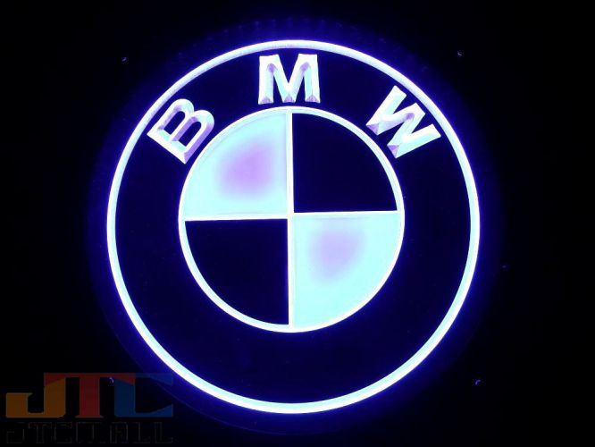 K2acgb Bmw Led 3d Neon Signs Neon Sign Advertising Outlets For Neon
