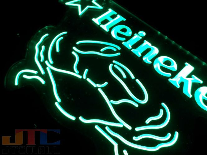 喜力啤酒喜力啤酒蟹 LED 3D 霓虹灯招牌霓虹灯标志美国小玩意签署霓虹灯管霓虹灯广告