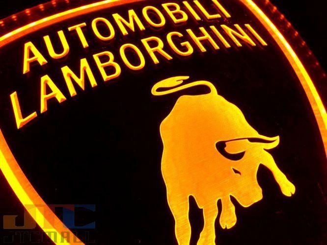 供LAMBORGHINI Lambordghini LED 3D霓虹灯招牌霓虹灯信号广告店铺使用的NEON SIGN美国的杂货招牌氖管