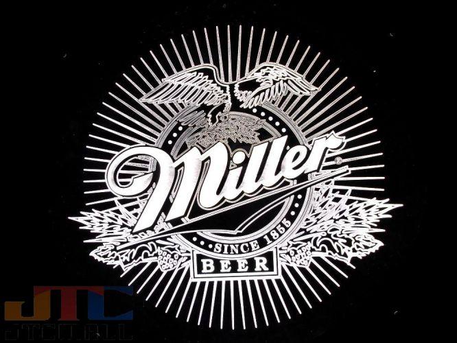【LED3D看板はメーカーの生産終了に伴い、今ある在庫限りで販売終了となります。】Miller ミラー ビール 白 LED 3D ネオン看板 ネオンサイン 広告 店舗用 アメリカン雑貨 看板 ネオン管