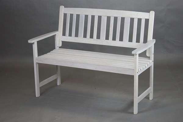 【送料無料】【代引不可】 ウッドベンチ 2色対応 ベンチ イス 木製 椅子 リゾート ガーデン チェア 輸入品 組立品